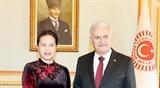 Вьетнам придает важное значение укреплению и развитию отношений с Турцией