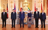 Mekong-Japan cooperation lifted to strategic partnership