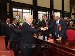 Генсек ЦК КПВ принял участие в праздновании 70-летия дня отрасли партийного контроля