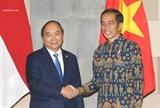Премьер-министр Вьетнама провел переговоры с Президентом Индонезии