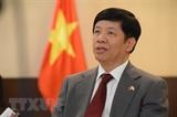 Đại sứ Nguyễn Quốc Cường chào từ biệt Nhà Vua và Hoàng hậu Nhật Bản