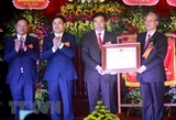 Thường trực Ban Bí thư dự kỷ niệm 190 năm thành lập huyện Tiền Hải