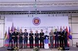 Việt Nam dự Hội nghị Bộ trưởng Tư pháp các nước ASEAN lần 10 tại Lào