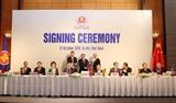 Các nước ASEAN3 đẩy mạnh hợp tác về an ninh lương thực