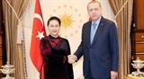Председатель НСВ завершила участие в 3-м совещании спикеров парламентов стран Евразии