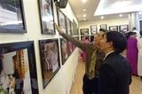 Triển lãm ảnh về Tình hữu nghị và đoàn kết Việt Nam-Cuba