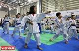 AIKIDO- môn võ rèn luyện ý chí cho trẻ