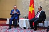 Визит премьер-министр Вьетнама Нгуен Суан Фука в Австрию