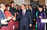 Премьер-министр Нгуен Суан Фук встретился с представителями вьетнамской диаспоры в Австрии