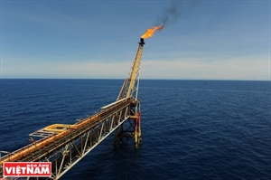 Oil and gas cooperation between Russia and Vietnam