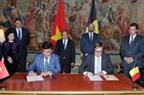 Bỉ cam kết hỗ trợ Việt Nam thúc đẩy các hiệp định thương mại tự do với EU