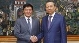 Вьетнам и Монголия развивают сотрудничество