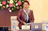 В Ханое завершилось 28-е заседание Посткома Нацсобрания Вьетнама
