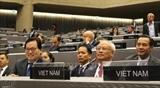 НС Вьетнама готово совместно с членами МПС содействовать укреплению мира и устойчивому развитию в мире