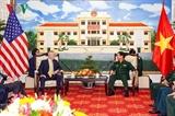 Вьетнам и США активизируют сотрудничество в сфере обороны