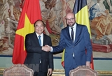 នាយករដ្ឋមន្រ្តីវៀតណាមលោក Nguyen Xuan Phuc អញ្ជើញចូលរួម ASEM 12 បំពេញទស្សនកិច្ចការងារនៅ EU និងបំពេញទស្សនកិច្ចជាផ្លូវការនៅបែលហ្ស៊ិក