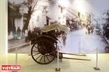하노이 거리 19세기의 추억