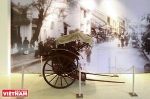 Exposición sobre la nostalgia de las calles de Hanoi
