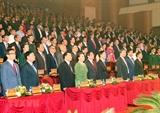 Bắc Ninh kỷ niệm 60 năm Ngày Bác Hồ về thăm