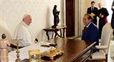 Постоянный вице-премьер Вьетнама Чыонг Хоа Бинь посетил Ватикан