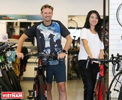 THBC un lugar de encuentro para los fanáticos de bicicletas