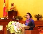 Khai mạc trọng thể Kỳ họp thứ 6 Quốc hội khóa XIV