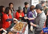 Việt Nam tham dự hội chợ bán hàng từ thiện quốc tế tại Trung Quốc