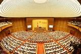 22 октября в Ханое открывается 6-я сессия вьетнамского парламента