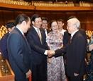 Giới thiệu Tổng Bí thư Nguyễn Phú Trọng để Quốc hội bầu giữ chức vụ Chủ tịch nước