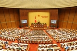 Hôm nay Quốc hội bỏ phiếu kín bầu Chủ tịch nước