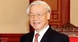 Краткая биография товарища Нгуен Фу Чонга