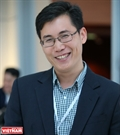 Dr Nguyen Hoang and the agriculture knowledge ecosystem