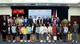 Trao giải Cuộc thi Phóng viên trẻ Pháp ngữ-Việt Nam 2018