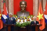 Глава кубинского государства: кубинско-вьетнамские отношения являются особыми
