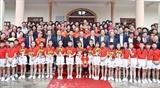 Во всей стране торжественно праздновали День национального единства