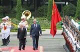 Visita a Vietnam de presidente Díaz-Canel acapara prensa de Cuba