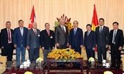 Ciudad Ho Chi Minh aspira a fomentar la cooperación estable y duradera con Cuba