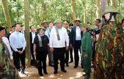 Presidente de Cuba concluye con éxito visita oficial a Vietnam