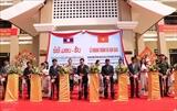 В Лаосе открылась школа которую подарил Генеральный секретарь Нгуен Фу Чонг