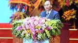 Премьер Вьетнама принял участие в церемонии празднования 30-летия со дня создания VietinBank