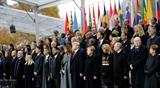 В Париже прошла церемония в честь 100-летия окончания Первой мировой войны