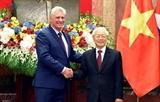 Председатель Госсовета и Совета министров Кубы завершил официальный визит во Вьетнам