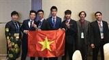 Вьетнам достиг высоких результатов на Международной олимпиаде по астрономии и астрофизике