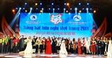 Chung kết cuộc thi tiếng hát hữu nghị Việt Trung 2018 tại Việt Nam