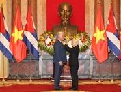 Cuban leaders visit boosts special ties