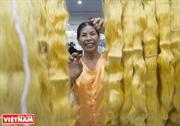 Mã Châu - làng nghề lụa 600 năm ở xứ Quảng