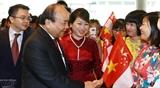 Премьер-министр Вьетнама прибыл в Сингапур для участие в 33-м саммите АСЕАН