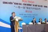 Hội thảo Sáng kiến Vành đai-Con đường và hợp tác Việt-Trung tại Hà Nội