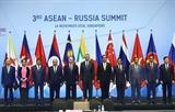 Премьер Вьетнама Нгуен Суан Фук принял участие в 3-м саммите АСЕАН-Россия