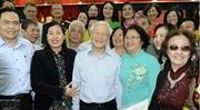 Генсек ЦК КПВ Президент CPВ принял участие в праздновании Дня национального единства